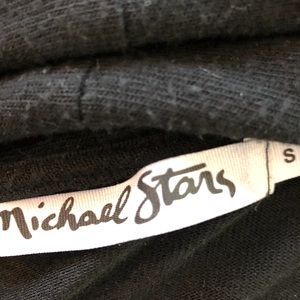 Michael Stars Sweaters - Michael Stars soft & cozy black open cardigan